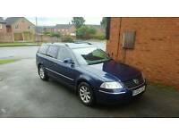 vw passat 1.9 tdi estate highline