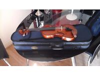 Stentor student 1 violin in immaculate condition
