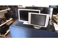 9 ASSORTED TELEVISIONS FOR SPARES OR REPAIR