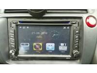 """Car 6.2"""" Stereo DVD SATNAV Bluetooth SD"""
