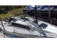 Yacht, speedboat, speed boat