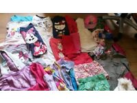 95 piece clothes bundle Girls (Age 5-6 )