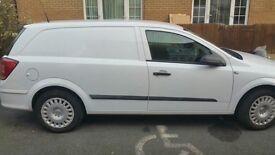 2008 Vauxhall Astra van 1.3