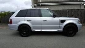 Range Rover Sport 2.7 HSE **45,000 miles**