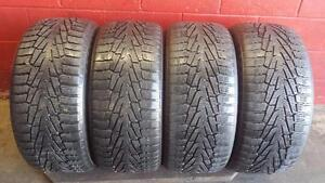 WINTER Set of 4  ~~~  275/40R20 Nokian Hakkappelitta SUV  ~~~ 90%tread