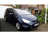 Ford SMax Titanium 7-seater, low mileage