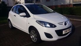 Mazda 2 TS (2011) Mileage only 31K, Low Tax only 30 pounds per year, Tax and MOT until Feb 2018