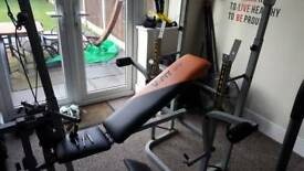 V-fit-ST weight bench
