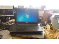 Latitude E5420 laptop, i5 processor, 4 GB RAM, fresh install of Windows 7 Enterprise.