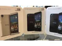 HTC DESIRE 820 BRAND NEW BOXED UNLOCKED WARRANTY