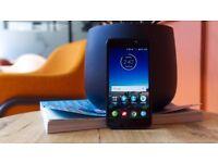MOTOROLA MOTO 4TH GEN 2GB/16GB **UNLOCKED ANY SIM** Android smartphone