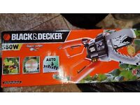 black&decker alligator lopper