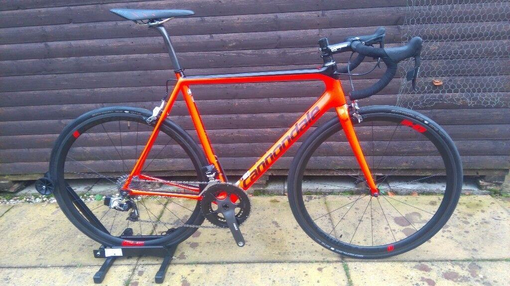9aa69dae626 Cannondale Supersix Evo Hi Mod Sram Etap - new | in Bathgate, West ...