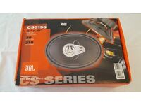 "JBL CS3196 210 Watt 3-way Car Speakers 6""x9"""