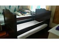 Kids cot bed