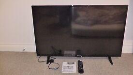 43 inch SMART full HD LED Polaroid tv for sale