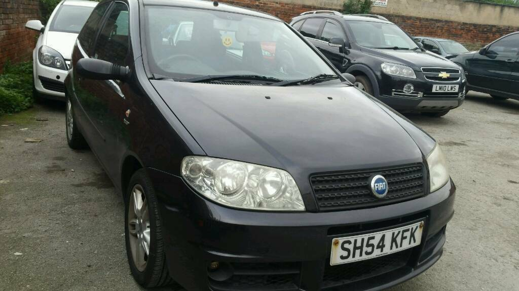 FIAT PUNTO 1.2 FACELIFT GREAT CAR