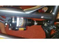 Rockshox Monarch rc3 plus hv 216x63 shock ideal for Orange Alpine