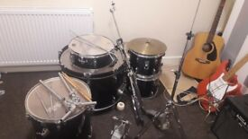 Drum Kit, a few bolts missing but almost 100% complete
