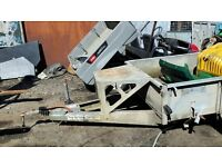 IFOR WILLIAMS PLANT TRAILER FOR MINI DIGGER ETC