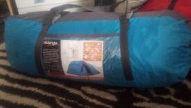 vango veletta 5 man decent quality only been used twice tent