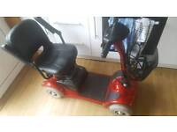 Mobility scooter and wheel chair