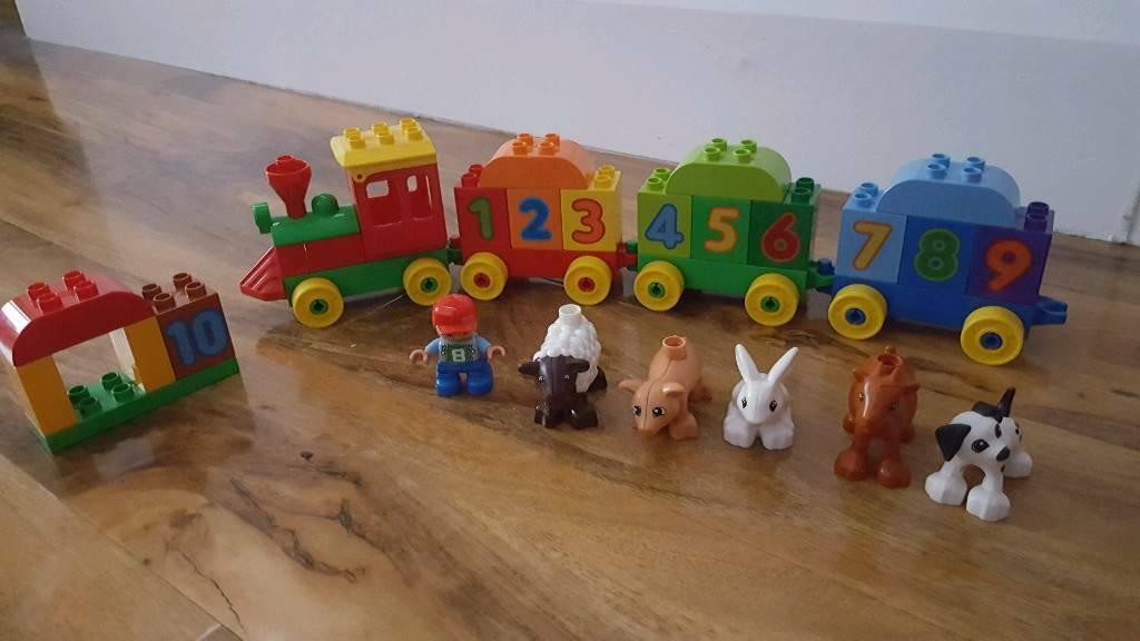 Lego Duplo Number Train In Birtley County Durham Gumtree