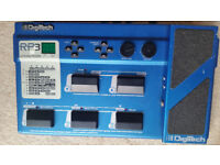 DIGITECH RP3 guitar processor