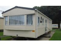 3 bed caravan to rent in Trelawne Manor Holiday Park, situated in cornwall between Looe & Poperrol