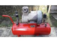Clarke 150 late compressor
