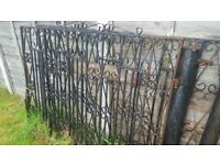Cast Iron Gates