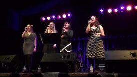 A Cappella Group Seeks Soprano Singer