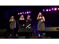A Cappella Group Seeks Soprano Singer