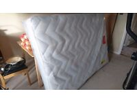DOUBLE MATTRESS - BRAND NEW, UNOPENED