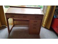 GPlan Rosewood Desk