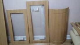 Burford Light Oak Kitchen Unit Doors - REDUCED PRICES !!!