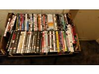 Huge collection of DVDs over 30