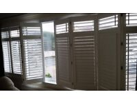 Thomas Sanderson Shutters - UPVC, 4 years old - perfect working condition
