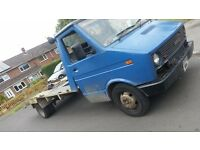 1987 iveco recovery truck in vgc... must see