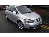 2006 Volkswagen Golf Plus 1.9 TDI PD SE 5dr Hatchback, FSH,Warranty and AA Breakdown available,£2195