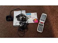 Doro Phone Easy 615 Big Button Mobile Phone