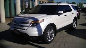 2013 Ford Explorer LIMITED AWD, NAV, SUNROOF, LEATHER, NEW TIRES
