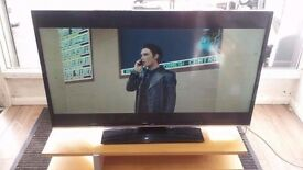 """JVC 40"""" Full HD 1080p Smart Freeview LED TV With Warranty £160"""
