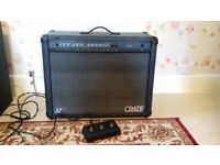 Crate GFX-212 amplifier. 100w 2x12 combo.