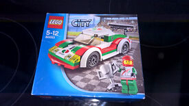 LEGO City 60053 Great Vehicles Race Car. NEW UNOPENED