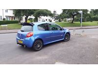 Renault clio gt sport rs cup 200 body kit may px or swap.