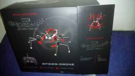 Spider drone