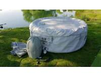 Lay z spa Paris inflatable hot tub