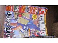 CYCLE PLUS MAGAZINES (USED) 1996 - 2000