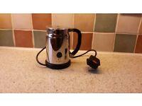 Nespresso Aeroccino milk frother & warmer (model 3190) - stainless steel